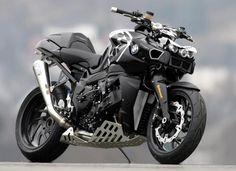 BMW streetfighter monster!