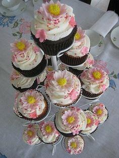 Ava's tea party birthday