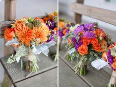 Amazing bridesmaids bouquets Amy & Brad | Stevenson Ridge Wedding » Carley Rehberg Photography