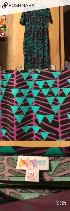 Lularoe Julia size M tribal print.  NWT Lularoe Julia size M tribal print.  NWT LuLaRoe Dresses