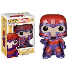 Magneto X-Men Pop Bobblehead Vinyl Figure