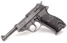 Walther P-38 one of my favorites