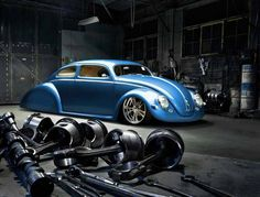Nice custom VW Bug