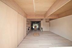 Katsutoshi Sasaki - House in Hanekita, Okazaki 2014. Photos © via the architect.