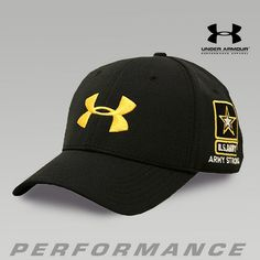 Under Armour Army Star Stretch Fit Hat