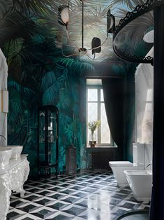 World Of Interiors, Casa Art Deco, Wc Decoration, Design Scandinavian, Family Apartment, Bathroom Design Luxury, Home Room Design, Aesthetic Room Decor, My New Room