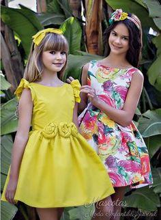 Trendy Sewing Projects For Teens Dresses Little Girls Ideas Frocks For Girls, Kids Frocks, African Dresses For Kids, Dresses For Teens, Cute Girl Dresses, Little Girl Dresses, Baby Girl Dress Patterns, Baby Dress, Vip Dress