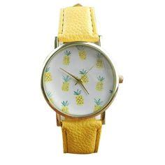 Yellow Pineapple Watch – Lulugem.com https://www.lulugem.com/collections/pineapples/products/yellow-pineapple-watch?variant=36870862531