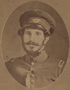 Colonel Adolphus Heiman, CSA (1809-1862)