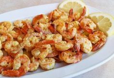 Never ask what or where to eat again. Shrimp Dishes, Shrimp Recipes, Food Trucks, Cookbook Recipes, Cooking Recipes, Garlic Shrimp Scampi, Dessert Drinks, Desserts, Main Meals