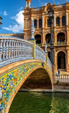 Traumhaftschne brcke in sevilla 15 best things to do in malaga spain Beautiful Places To Travel, Wonderful Places, Travel Aesthetic, Spain Travel, Places Around The World, Dream Vacations, Places To See, Travel Inspiration, Travel Destinations
