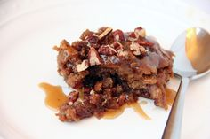 My Favorite Dessert of 2012: Sinless Vegan Sticky Toffee Pudding | Feastie