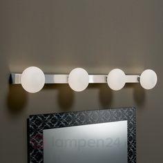 Chroom wandlamp KOKE met IP44 sicher & bequem online bestellen bei Lampenwelt.de.