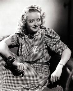 Bette Davis ~ (1908 – 1989)