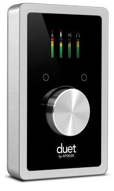 Apogee Duet http://ehomerecordingstudio.com/best-audio-interfaces/