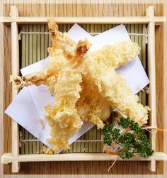 Tempura, Japanese Food.