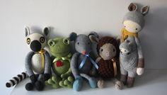 crochet toys Bears&Co.