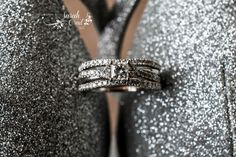 wedding rings-wedding shoes-glitter-photography by sarah crail