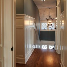Hall board and batten Design Ideas, Pictures, Remodel and Decor