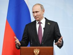 Russian President Vladimir Putin gave a firsthand account Saturday of his face-to-face meeting with President Trump, saying the U.S. leader appeared satisfied Russia didn't meddle in last year's election.
