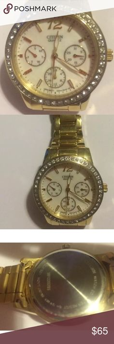 Citizen watch Great condition citizen watch. No flaws, gently used. Citizen Jewelry