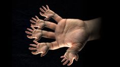 New Grotesque Real-Time Visual Manipulations of Augmented Hands