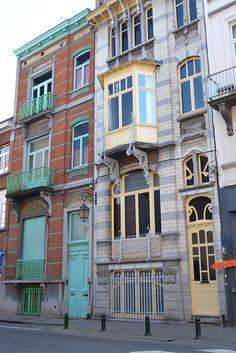 Balade Art Nouveau à Bruxelles dans le Quartier Louise
