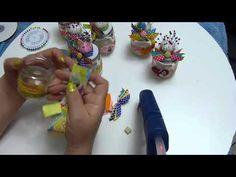 DIY: alfileteros elaborados con materiales reutilizables  paso a paso