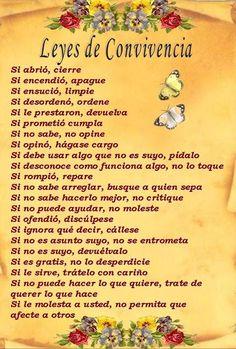 marisel@reflexiones.com: Actitudes para mejorar nuestra convivencia