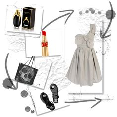 """Silver""  by terresekopp on Polyvore"