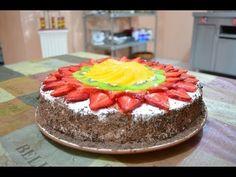 CHUCHEMAN como hacer pastel tres leches - Recetas de cocina - YouTube