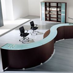 reception desks contemporary and modern office furniture modern office reception desk