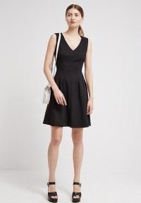 Benetton - Vestito estivo - black