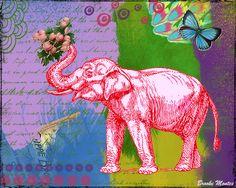 Pink Elephant | Flickr - Photo Sharing!