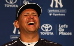 The New York Yankees today announced that a special pregame ceremony celebrating Alex Rodriguez's 3,000th career hit will be held 09/13/2015 prior to the club's game vs. the Toronto Blue Jays, scheduled to begin at 1:05 p.m. Gates will open two hours prior to first pitch at 11:00 a.m. and fans are encouraged to arrive early and be in their seats by 12:30 p.m. (Look at vindicated A-Rod. Just look at him.)
