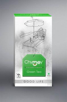 Chymey Green Tea