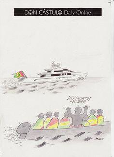 Don Cástulo: Compatriotas
