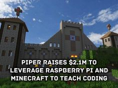 "#tech #technology #news #breakingnewshttps://goo.gl/7hdajq -------------------------------------------------------------------------------- ""The company focuses on products powered by Raspberry Pi 3 to facilitate lessons in electronics programming and engineering teaching pupilsto assemble their own computers and building gadgets to help them solve Minecraft challenges..."" -------------------------------------------------------------------------------- #techie #instatech #techy #hightech…"
