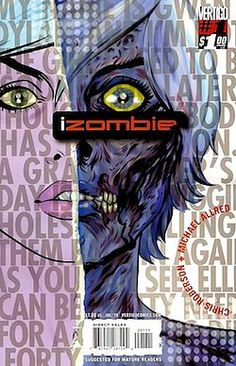 iZombie - Graphic Novel. Click on the cover to read the review of this title by Shauna.