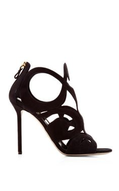 Hypnos Sandal by Sergio Rossi Now Available on Moda Operandi