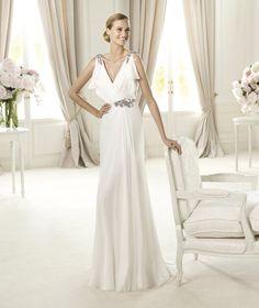 Pronovias te presenta el vestido de novia Uberly. Fashion 2013.   Pronovias
