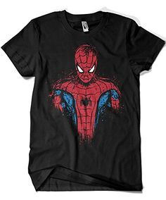 2016-Camiseta Spiderman - Web Warrior (Dr.Monekers) #camiseta #starwars #marvel #gift