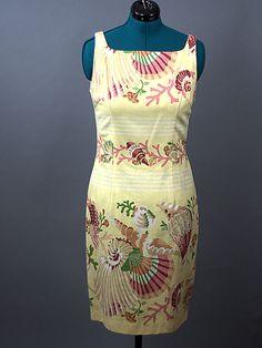 Mandy Models Vintage Summer Sun Dress Just In #vintagefashion #retrostyle #cottondress #linendress