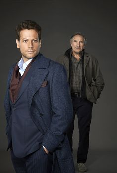 2014 FALL TV PREVIEW FOREVER (ABC) Ioan Gruffudd plays Doctor Henry Morgan, New York City's star medical examiner in the thriller. But what no one knows is that Henry studies the dead for a reason—he is immortal, and he has been for the past 200 years. With the help of detective Jo Martinez (Alana De La Garza), viewers will peel back the layers of Henry's colorful and long life through their cases.