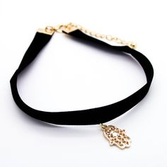 Hamsa velvet choker necklace from imsmi style. Shop more products from imsmi style on Wanelo. Hamsa Necklace, Chokers, Velvet, Bracelets, Necklaces, My Style, Rings, Leather, Accessories