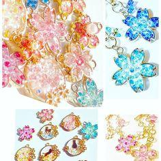 【achamonmoon】さんのInstagramをピンしています。 《おはようございます☀ 今Twitterで #和風レジン というタグで沢山素敵な作品が見られます 私もこちらの作品等をアップしてますので、よろしければご覧ください(〃^ー^〃) もぅachamonmoonのInstagramページは桜満開です✨ #桜 #さくら #サクラ #春 #満開 #春コーデ #ガーリー #スワロフスキー #キラキラ #可愛い #メルヘン #キレイ #フェミニン #大人可愛い #大人女子 #乙女 #プリンセス #princess #コラージュ #オシャレ #お洒落さんと繋がりたい #ファッション #craful2017レジンコンテスト #craful #カラフル #パステル #ふんわり #カメラ女子 #カメラ好きな人と繋がりたい》