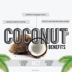 That's why #SkinnyFoxDetox includes coconut oil in their incredible body scrub!