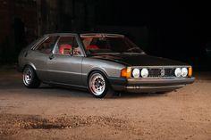 MK1 Scirocco Turbo | Grand Nostalgic