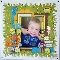 A Project by Tarrah from our Scrapbooking Gallery originally submitted 08/26/12 at 05:15 AM