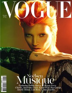 Kate Moss, photographed by Mert & Marcus Vogue Paris December 2011/January 2012
